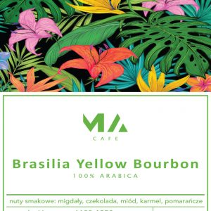 kawa brasilia yellow bourbon